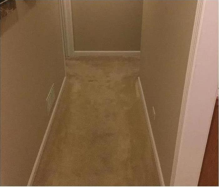 Water Leak, Damage, and Restoration in Pittsburgh Before