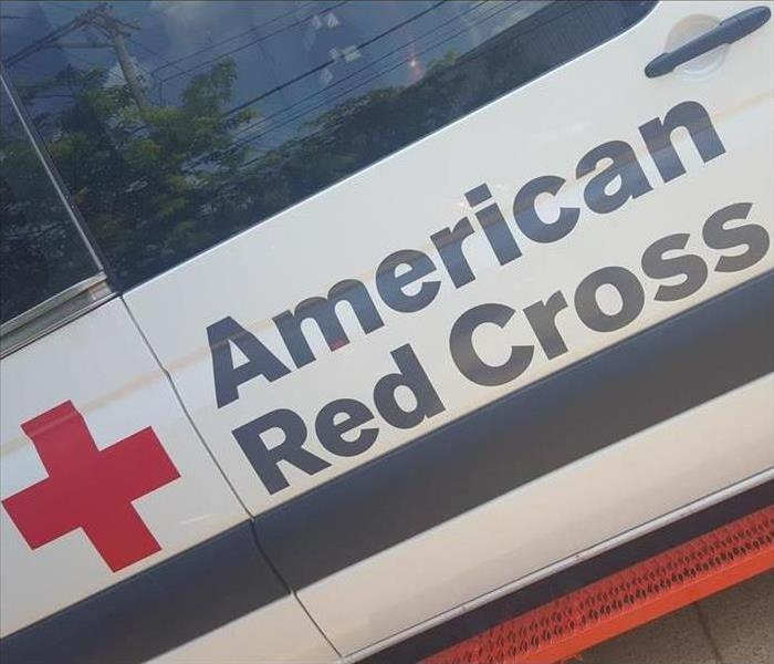 Proud Supporters of American Red Cross