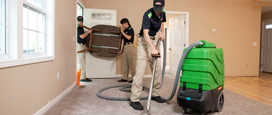 Monroeville, PA residential restoration cleaning
